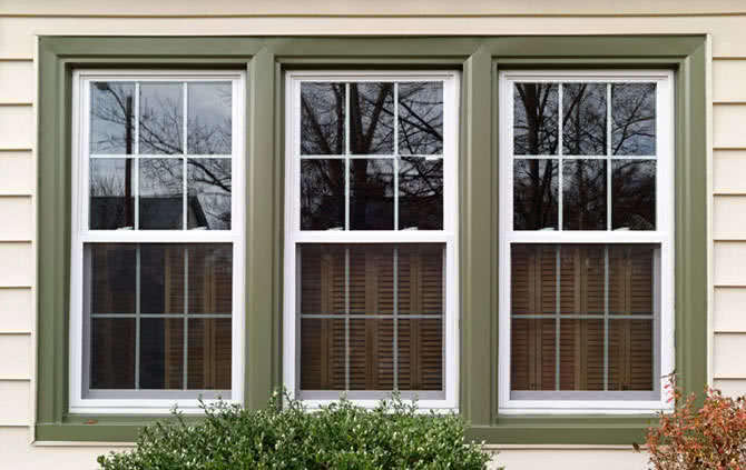 Curb Appeal Windows